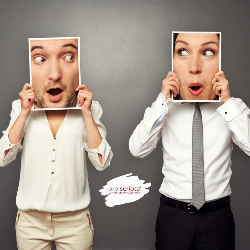 Korrespondenz Tipps: Gendergerecht Geschäftspost